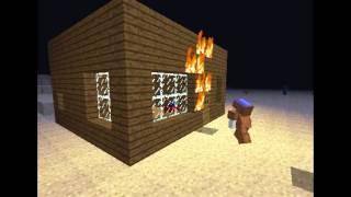 getlinkyoutube.com-5 Maneiras simples de matar um amigo  Minecraft