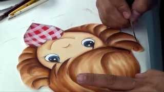 getlinkyoutube.com-Como pintar caritas y expresiones (4/4)