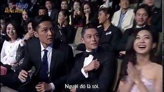 """getlinkyoutube.com-[Vietsub] Hồ Hoắc """"yêu nhau"""" trong đêm hội IQIYI [ 05.12.2015]"""