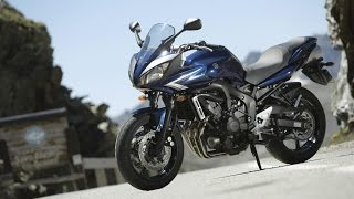 getlinkyoutube.com-2009 Yamaha FZ6 Ride and Review