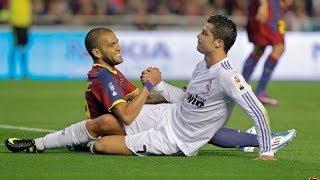 getlinkyoutube.com-ازاى يذيعوا حاجة زى كده لـ كريستيانو و دانيل ألفيس #Cristiano Ronaldo Vs Daniel Alves