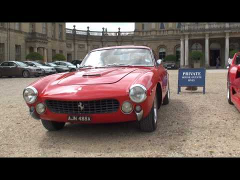 Ferrari 250 GT Berlinetta Lusso Walkaround at Cliveden House