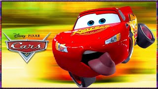 getlinkyoutube.com-Cars 2 - Disney - Pixar - Lightning McQueen - Hook - Mater - the cars part 2 (Videogame - Gameplay)