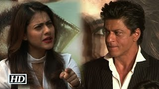 Kajol's Most Shocking Reaction On Shah Rukh's Acting | Dilwale