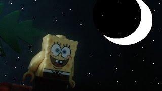 lego spongebob sleepytime