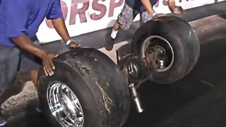 getlinkyoutube.com-Wild & Crazy Drag Racing Crash Video