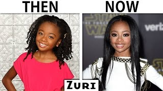 getlinkyoutube.com-Disney Channel Stars Then and Now 2017 (FAMOUS DISNEY STARS)