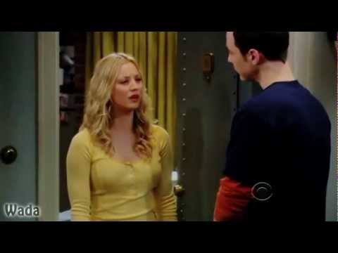 Knock knock knock Penny! - The Big Bang Theory Bloopers HD ft Sheldon and Penny