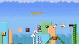 getlinkyoutube.com-AgentTer's Super Mario Bros. fan game test update 1