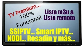 getlinkyoutube.com-Instalando SS Iptv en Smart Tv LG/Samsung con lista m3u Diciembre/16 FAVOR DE LEER LA DESCRIPCION