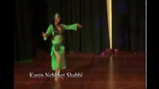 getlinkyoutube.com-Karen Nehkbet -Shabbi el Enab