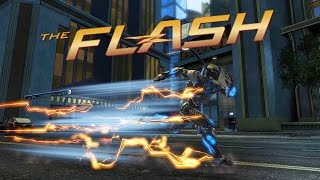 getlinkyoutube.com-DCUO: The Flash vs Savitar