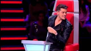 "getlinkyoutube.com-Carolina Santos - ""Love Of My Life"" Queen - Prova Cega - The Voice Portugal - Season 2"