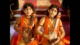 getlinkyoutube.com-Luv & Kush Singing Ramayan for Lord Rama [Full Song] Brave Sons of Mother Sita Lav and Kush Ramayana