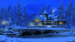 getlinkyoutube.com-музыка для медитации зимняя сказка дом снег