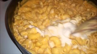 getlinkyoutube.com-RECETA : macaroni and chesse