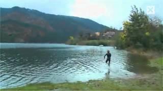 เทคนิควิชาตัวเบาวิ่งบนน้ำ