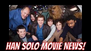 getlinkyoutube.com-Star Wars Han Solo Movie Begins Filming (Starring Alden Ehrenreich, Donald Glover, Emilia Clarke)