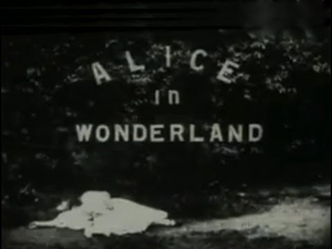 Alice in Wonderland (1903) [Silent Movie]