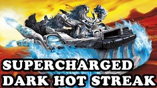 Skylanders Superchargers - Supercharged Dark Hot Streak GAMEPLAY