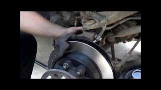 getlinkyoutube.com-How to Replace Rotors/Brakes on K3500 Chevrolet