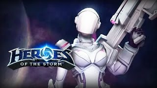 getlinkyoutube.com-♥ Heroes of the Storm (Gameplay) - Nova, Gettin' Stacked (HoTs Quick Match)