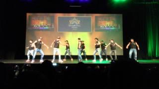 getlinkyoutube.com-Amigos que Dançam - Street Shaabi Mercado Persa 2015 (Brazil)