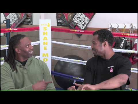 The Byrd's Eye View - Shane Mosley - Episode 28 - (Part 1)