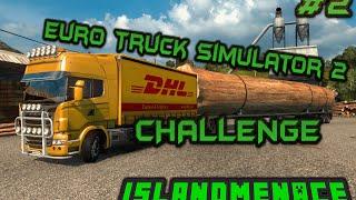 getlinkyoutube.com-Scania Gigaliner + Baobab Tree Challenge Part 2(Euro Truck Simulator 2)