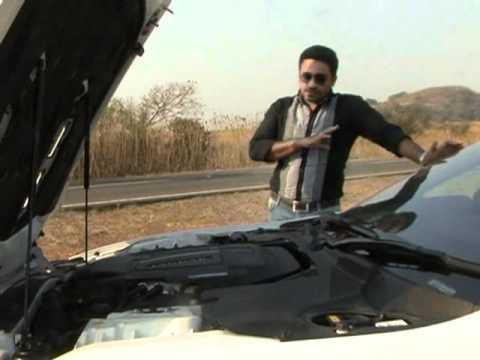 Jaguar XK-R - FLY WHEEL - Part 2.wmv