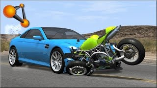 getlinkyoutube.com-BeamNG Drive Scrapped Clips - Outtakes #13