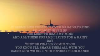 Almost Paradise- Hunter Hayes & Victoria Justice Lyrics