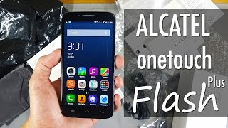 "getlinkyoutube.com-Alcatel Flash Plus 5.5"" HD w/ Octacore CPU Unboxing & Impression [Ph]"