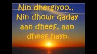 getlinkyoutube.com-Aduunyada Nin Dhoofiyo, oo Qoran By Tubeec Enjoy.