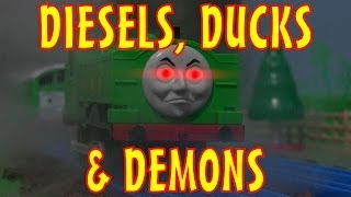 getlinkyoutube.com-TOMICA Thomas & Friends Short 32: Diesels, Ducks & Demons