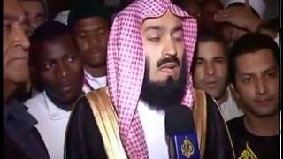 getlinkyoutube.com-Mufti Menk and Yusuf Deedat at Ahmed Deedat's janaza  Like