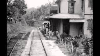 Jamaica 1913 ~ 100 years ago ! (Silent Film Footage.)
