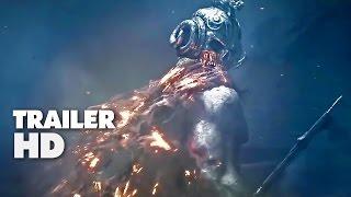 getlinkyoutube.com-King Arthur Legend of the Sword - Official Comic-Con Trailer 2017 - Charlie Hunnam Movie HD