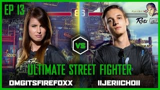 getlinkyoutube.com-EP 13 | STREETFIGHTER | OMGitsfirefoxx vs Jericho | Legends of Gaming