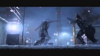 getlinkyoutube.com-Batman vs Deathstroke Animated Fight