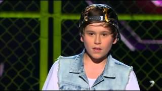 Jai Waetford - X Factor Australia 2013 - Top 10 - Live show 3 [FULL]