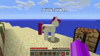 """getlinkyoutube.com-Let's Play - Minecraft Maps """"The Lost Island"""" Part 1 with UncleTone and Fiora"""