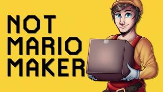 getlinkyoutube.com-Not Mario Maker
