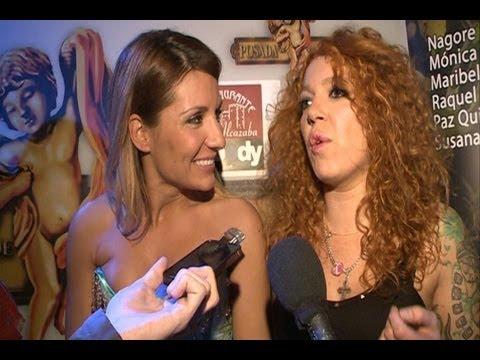 Sofía Cristo y Nagore: