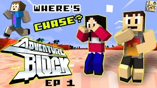 getlinkyoutube.com-Adventure Block - Episode 1 - WHERE'S CHASE? (Season 1 | FGTEEV MINECRAFT MINI-SERIES SHOW)