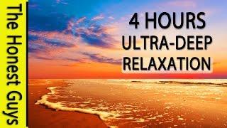getlinkyoutube.com-4 HOURS of ULTRA DEEP RELAXATION. Binaural Beat (432Hz Music) Theta Wave
