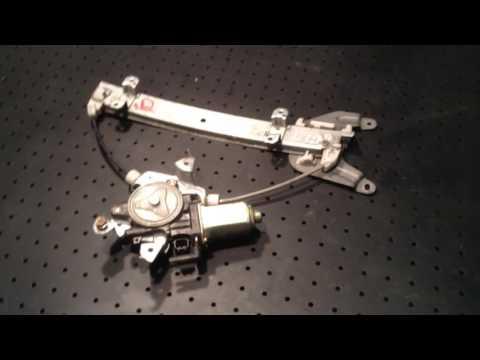 Стеклоподъемник электр. задний левый для Nissan Murano (Z