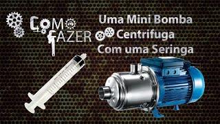 getlinkyoutube.com-Como Fazer uma Mini Bomba Centrifuga com uma Seringa