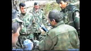 getlinkyoutube.com-ARBiH vs VRS - Lisaca, Majevica '94 - Predaja srpskih vojnika