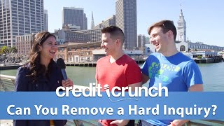 getlinkyoutube.com-Can You Remove a Hard Inquiry? - Credit Crunch Episode 3